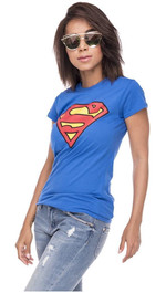 T-Shirt Superman Comicprint