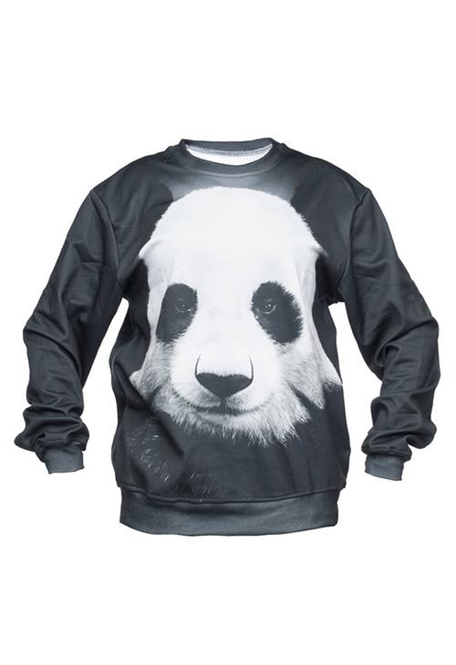 Panda Sweater Fullprint