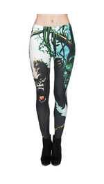 Leggings Fullprint King Jungle