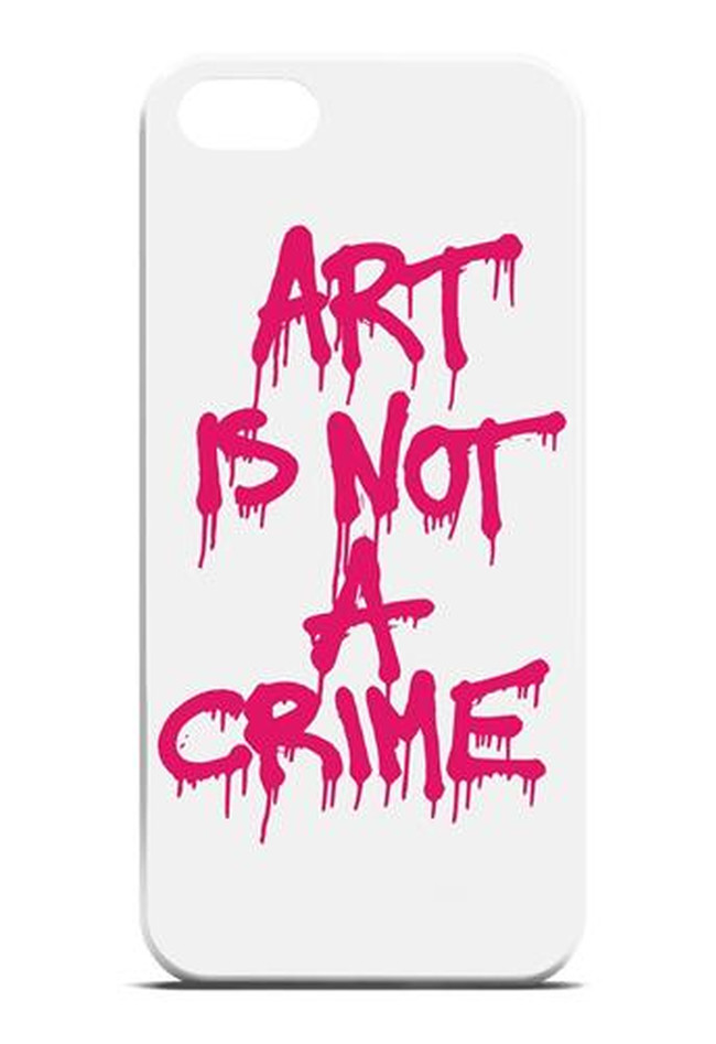 Cover Art is not a Crime