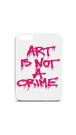 Cover Art is not a Crime iPhone 6