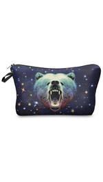 Make Up Bag Galaxy Grizzly