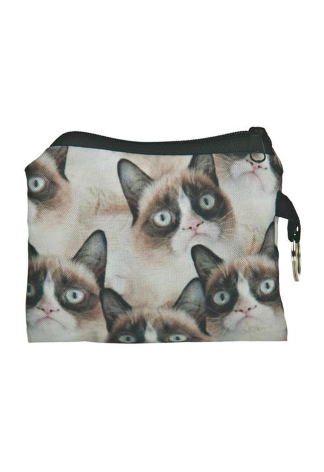 Wallet Grumpy Cat