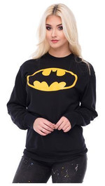 Sweater Batman Superhero L