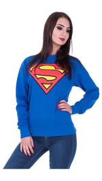 Sweater Superman Pulli