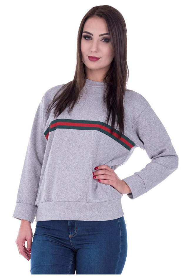 f9bdc20afed0 Sweater Front-Stripes Regular Lilly kaufen - LOOMILOO
