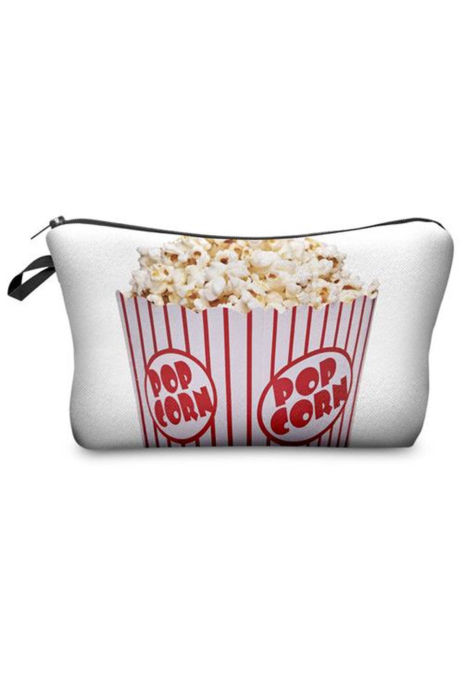 Make Up Bag Popcorn Box