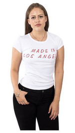 Tshirt Los Angeles Demi