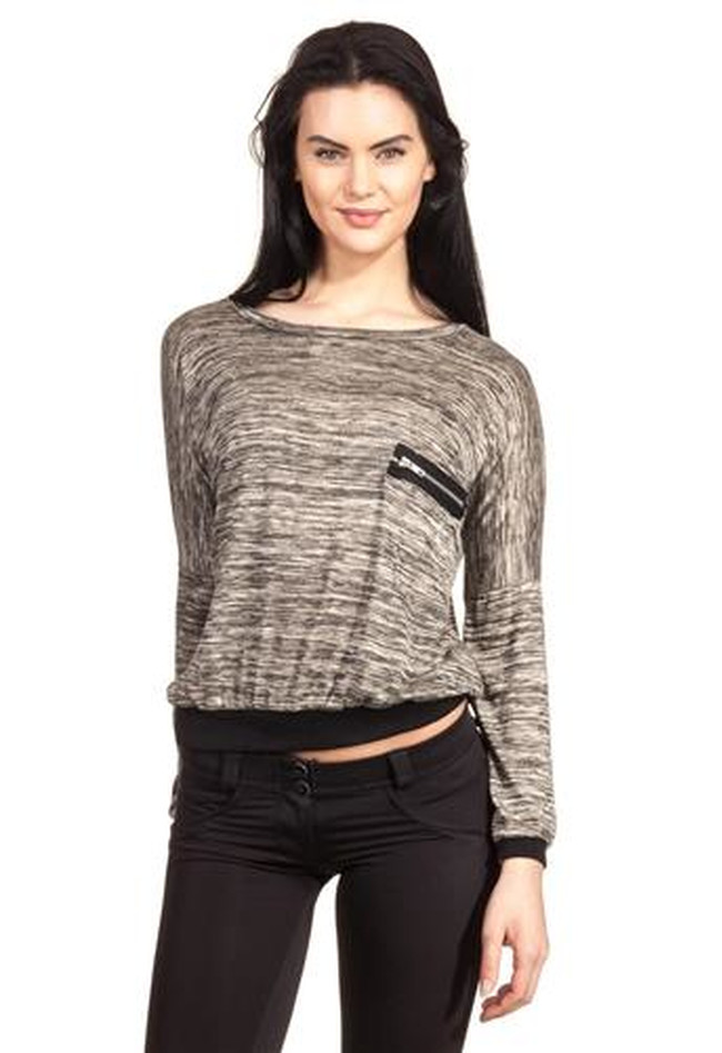 Pulli Safe - Chest Pocked Zipped