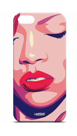 Cover Popart Rihanna iPhone 6