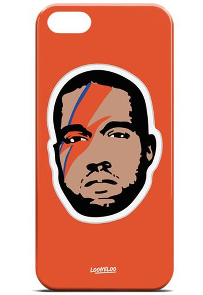 Cover Pop Art Kanye West