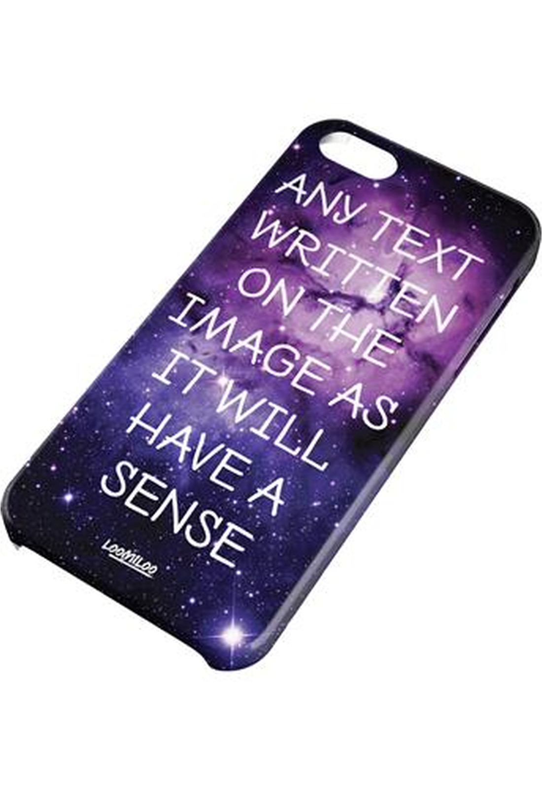 Cover Any Text Written Galaxy
