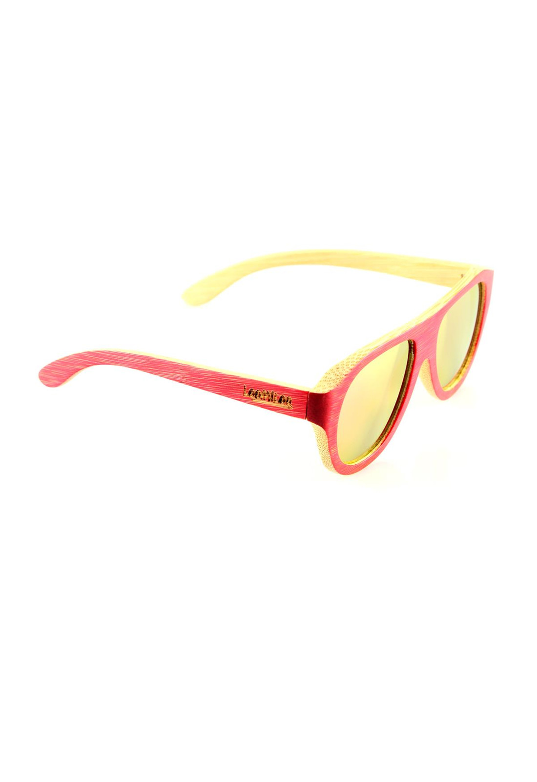 Sonnenbrille Jack Red Glasses