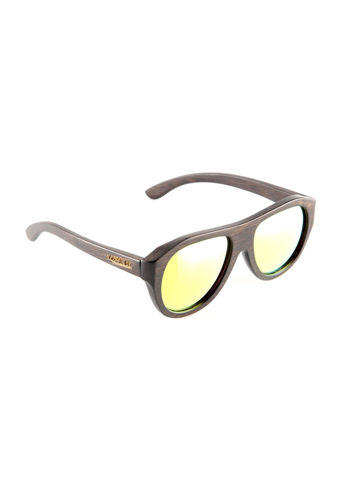 Sonnenbrille Jack Yellow Glasses