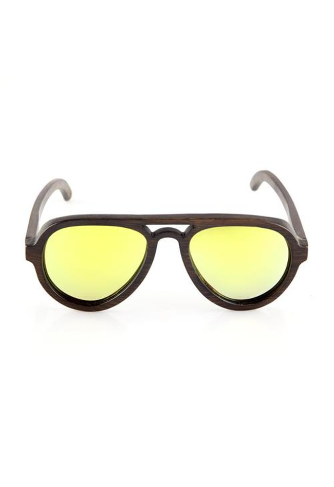 Sonnenbrille Micky Yellow Glasses