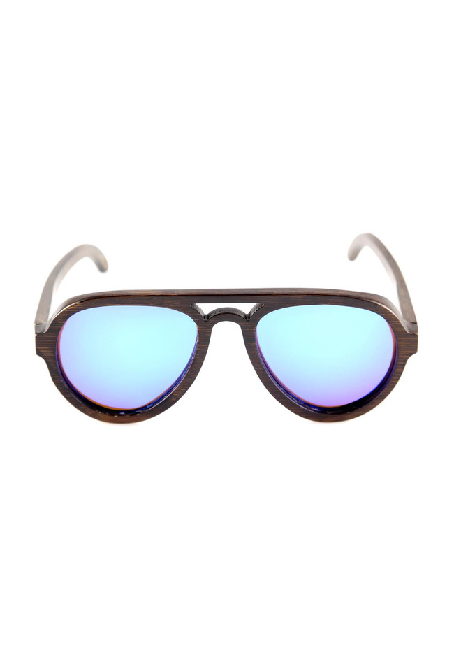 Sonnenbrille Micky Blue Glasses