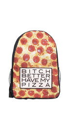 Rucksack Better Have My Pizza
